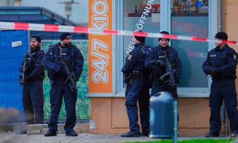 Γερμανία: Επίθεση με μαχαίρια σε περαστικούς στη Χανάου - Κρατούνται δύο ύποπτοι