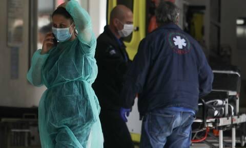 Κορονοϊός: Ελληνική μελέτη – Ανησυχητική μείωση των επισκέψεων σε νοσοκομεία για σοβαρά περιστατικά
