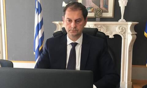 Θεοχάρης στο ΒΒC: Θα τηρηθούν αυστηρά μέτρα προφύλαξης - Η Ελλάδα είναι μία ασφαλής χώρα