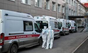 Число заразившихся коронавирусом в России превысило 99 тыс.