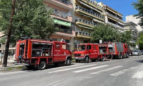 Θεσσαλονίκη: Φωτιά σε διαμέρισμα - Απεγκλωβίστηκε 13χρονος