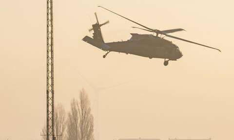 Τραγωδία: Συνετρίβη ελικόπτερο του ΝΑΤΟ στο Ιόνιο - Ανασύρθηκε ένας νεκρός