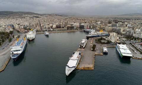 Πρωτομαγιά: 24ωρη απεργία της ΠΕΝΕΝ στο λιμάνι του Πειραιά - Απεργούν και οι εργαζόμενοι στα λιμάνια