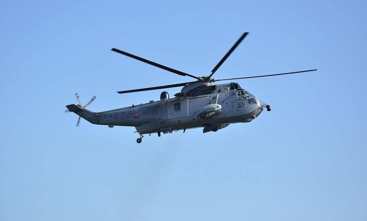 Τραγωδία στο Ιόνιο Πέλαγος: Ελικόπτερο του ΝΑΤΟ κατέπεσε ανοιχτά της Κεφαλονιάς