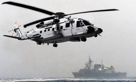 Τραγωδία με ελικόπτερο του ΝΑΤΟ: Συνετρίβη ανοιχτά της Κεφαλονιάς - Και η Ελλάδα στις έρευνες