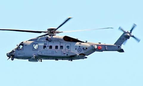 CH-148 «Cyclone»: Αυτό είναι το ελικόπτερο που συνετρίβη στο Ιόνιο Πέλαγος