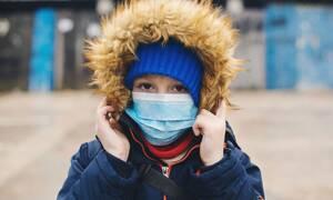 Κορονοϊός: 40% πιθανότητες να μολυνθούν τα παιδιά έως 14 ετών
