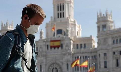Κορονοϊός - Αισθητή βελτίωση στην Ισπανία: 268 νέοι θάνατοι και 518 νέα κρούσματα