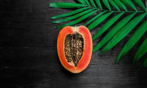 Παπάγια: Τα μοναδικά οφέλη του εξωτικού φρούτου για την υγεία (εικόνες)