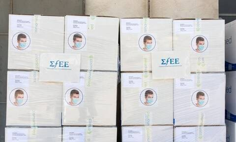Κορονοϊός: Προσφορά αναλώσιμων υλικών από τον ΣΦΕΕ και τις εταιρείες-μέλη του