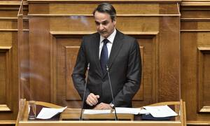 PM Mitsotakis: The government chose to protect the citizens' lives