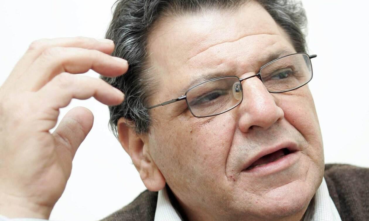 Γιώργος Παρτσαλάκης: Οι πρώτες δηλώσεις και η συγκίνηση μετά την περιπέτεια υγείας του (vid)