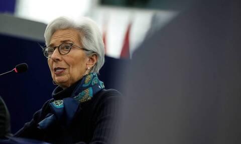 Λαγκάρντ: Η ύφεση στην ευρωζώνη φέτος θα φθάσει το 12% - Αναμένονται πρόσθετα μέτρα