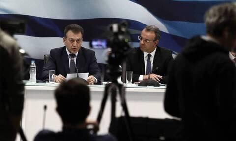 Επανεκκίνηση της οικονομίας: Τα νέα μέτρα στήριξης που ανακοίνωσε το οικονομικό επιτελείο