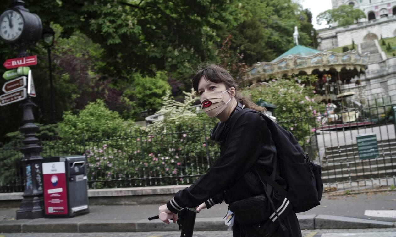Κορονοϊός Γαλλία: 334 νέοι θάνατοι το τελευταίο 24ωρο - Στους 24.376 το σύνολο