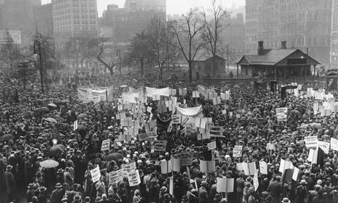 Εργατική Πρωτομαγιά: To 1889 καθιερώνεται ο εορτασμός της