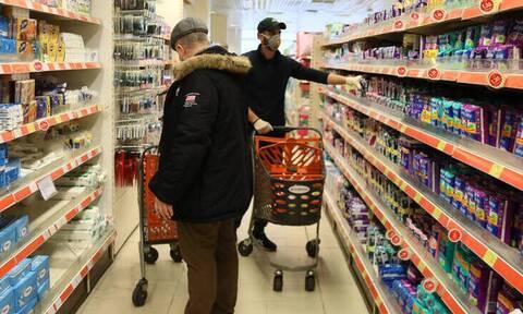 Κορονοϊός: Για πόσο ακόμη θα ισχύει το νέο ωράριο στα σούπερ μάρκετ