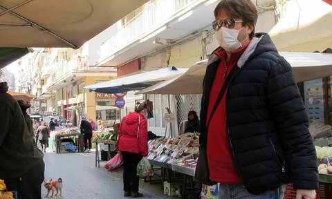 Άρση μέτρων: Πώς θα λειτουργούν οι λαϊκές αγορές έως το τέλος Μαΐου 2020 – Ποιες οι απαγορεύσεις
