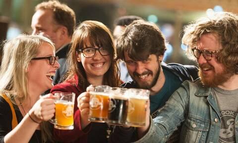 Ξέρεις γιατί σου αρέσει η μπίρα και ο καφές;