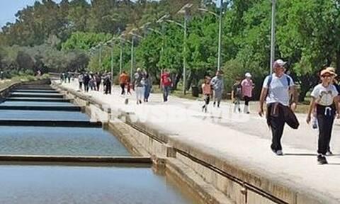 Ρεπορτάζ Newsbomb.gr: Πρωτομαγιά στο Πάρκο Τρίτση παρά τις απαγορεύσεις για τον κορονοϊό