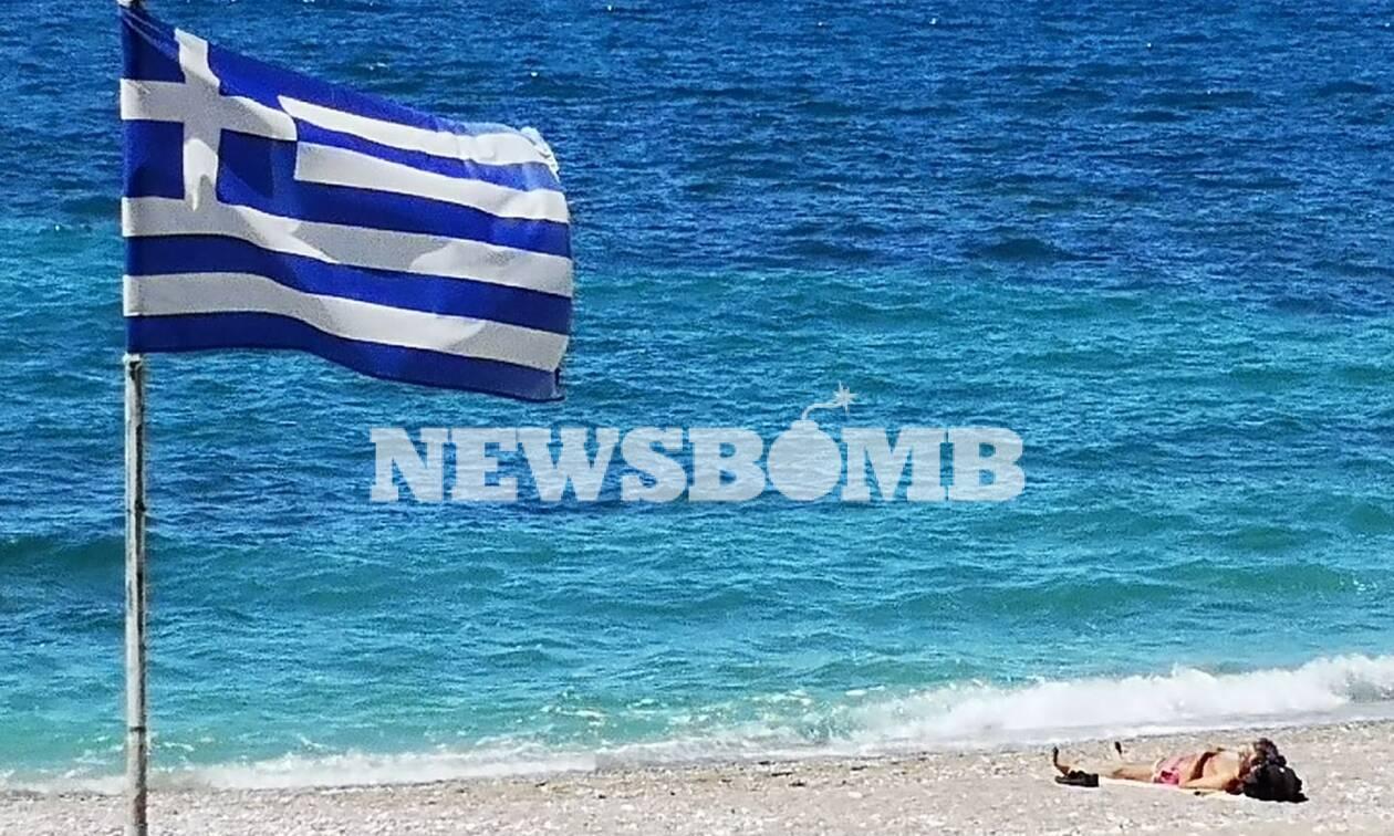 Πρωτομαγιά - Ρεπορτάζ Newsbomb.gr στον Φλοίσβο: Χωρίς συνωστισμό και με... ελπίδα για το αύριο