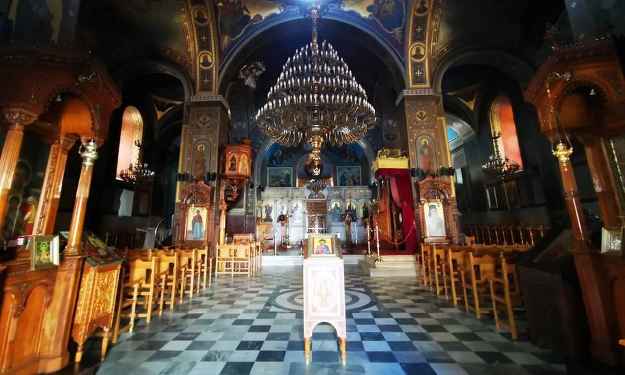 Εκκλησίες: Τα μέτρα που θα ληφθούν για να αποφευχθεί ο συνωστισμός -  Newsbomb - Ειδησεις - News