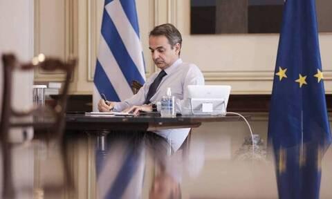 Κορονοϊός: Ειδικά μέτρα στήριξης για τον Πολιτισμό εξήγγειλε ο Κυριάκος Μητσοτάκης