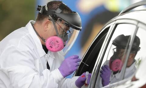Κορονοϊός: Τεστ ανιχνεύει τον ιό στο πρώτο 24ωρο