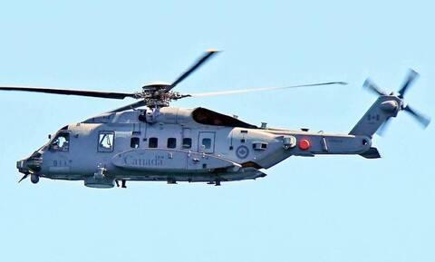 Δυστύχημα με ελικόπτερο του ΝΑΤΟ: Οι 5 αγνοούμενοι θεωρούνται νεκροί