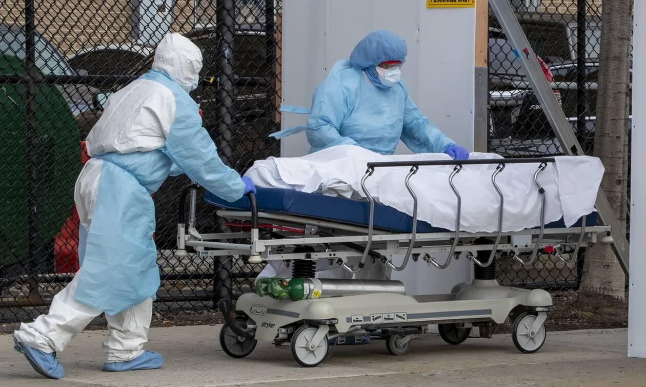 Κορονοϊός στις ΗΠΑ: 1.883 θάνατοι σε ένα 24ωρο - Σχεδόν 65.000 οι νεκροί από τον COVID-19