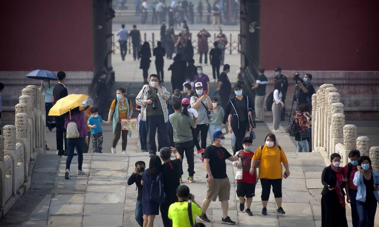 Κορονοϊός: Κοντά στο θαύμα η Κίνα - Μόλις ένα νέο επιβεβαιωμένο κρούσμα το τελευταίο 24ωρο