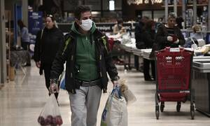 Κορονοϊός: Τι θα γίνει αν υπάρξει κρούσμα COVID-19 σε σούπερ μάρκετ και λαϊκές αγορές