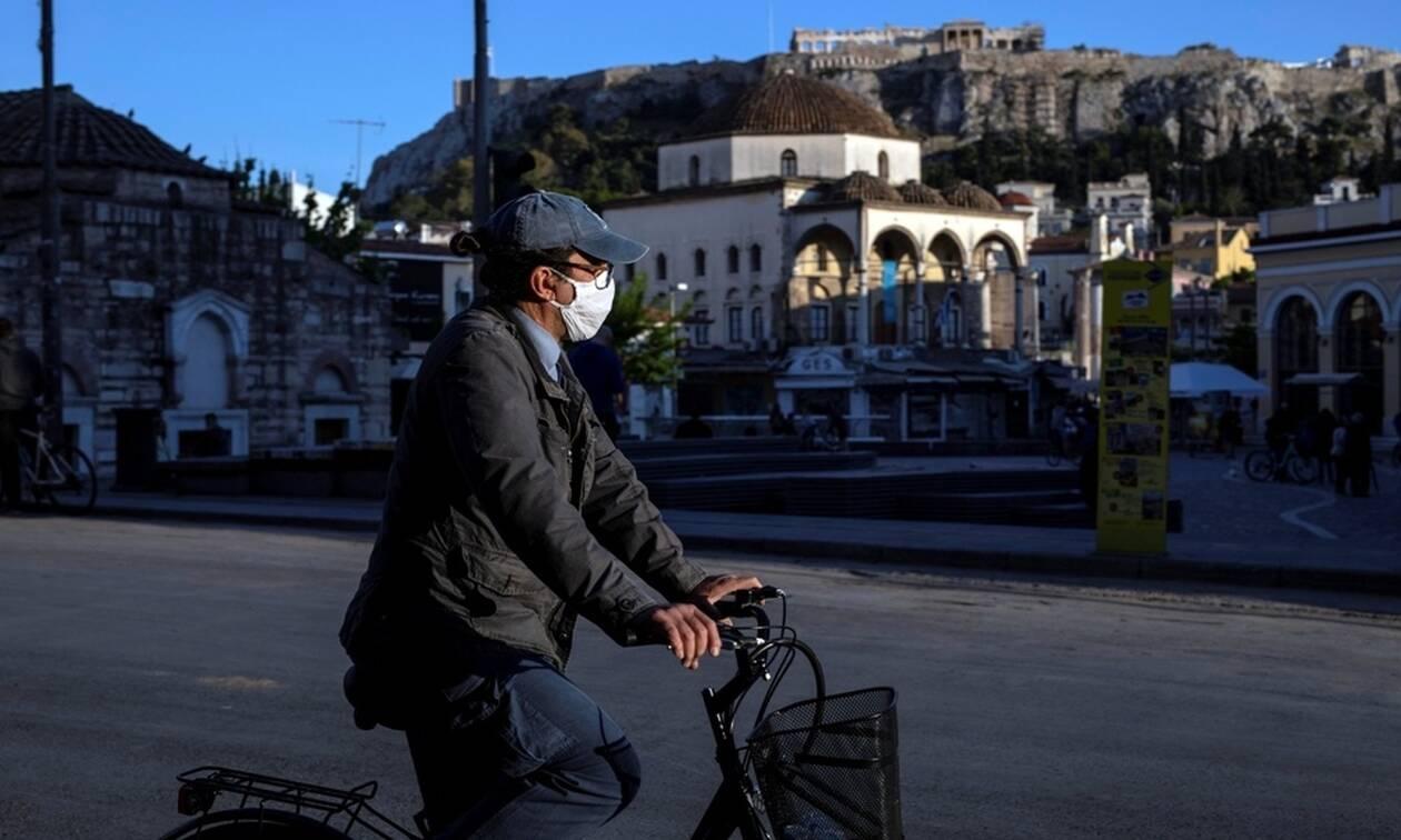 Κορονοϊός: 143 θάνατοι στην Ελλάδα - 8 νέα κρούσματα - 2.620 στο σύνολο