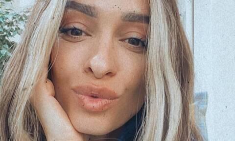 Επιτέλους είδαμε το αληθινό πρόσωπο της Ελένης Φουρέιρα και λέμε ουάου (video)