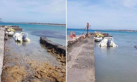 Ο σεισμός «χόρεψε» την Κρήτη: Μετά τα 6 Ρίχτερ ήρθαν μετασεισμοί και μίνι τσουνάμι