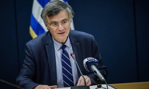 Κορονοϊός - Τσιόδρας: Κρίσιμες οι επόμενες 15 ημέρες για τον έλεγχο της επιδημίας (vid)