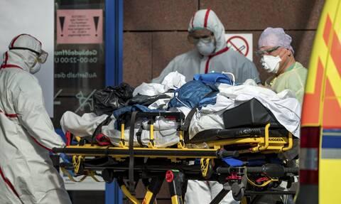 Κορονοϊός: Το 2% των κατοίκων της Μόσχας έχει μολυνθεί από τον ιό