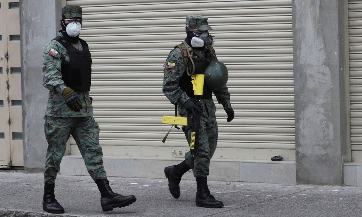 Κορονοϊός: 308 θάνατοι, 1.128 κρούσματα σε ένα 24ωρο στον Ισημερινό