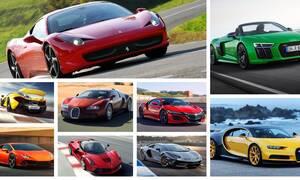 Ποια αυτοκίνητα είναι αυτά με τα περισσότερα… hashtags;