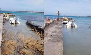 Σεισμός «χόρεψε» την Κρήτη: Μετά τα 6 Ρίχτερ συνεχίζονται οι μετασεισμοί (pics+vid)