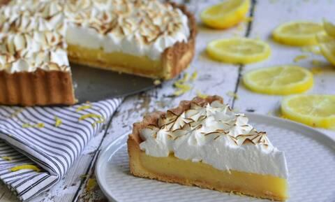 Η συνταγή της ημέρας: Lemon pie