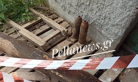 Πέλλα: Έμειναν έκπληκτοι με αυτό που βρήκαν στο σπίτι τους (pic)