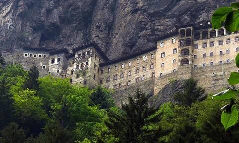Τουρκία: Αναβάλλεται και πάλι το άνοιγμα της ιστορικής μονής Σουμελά στην Τραπεζούντα