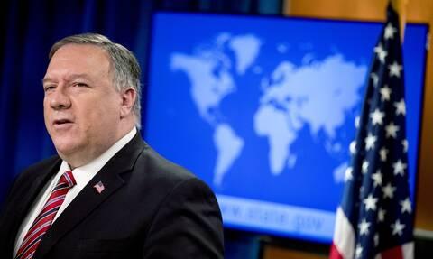 ΗΠΑ: Πιθανόν «από λάθος» πυροβόλησαν οι στρατιώτες της Βόρειας Κορέας σύμφωνα με τον Πομπέο