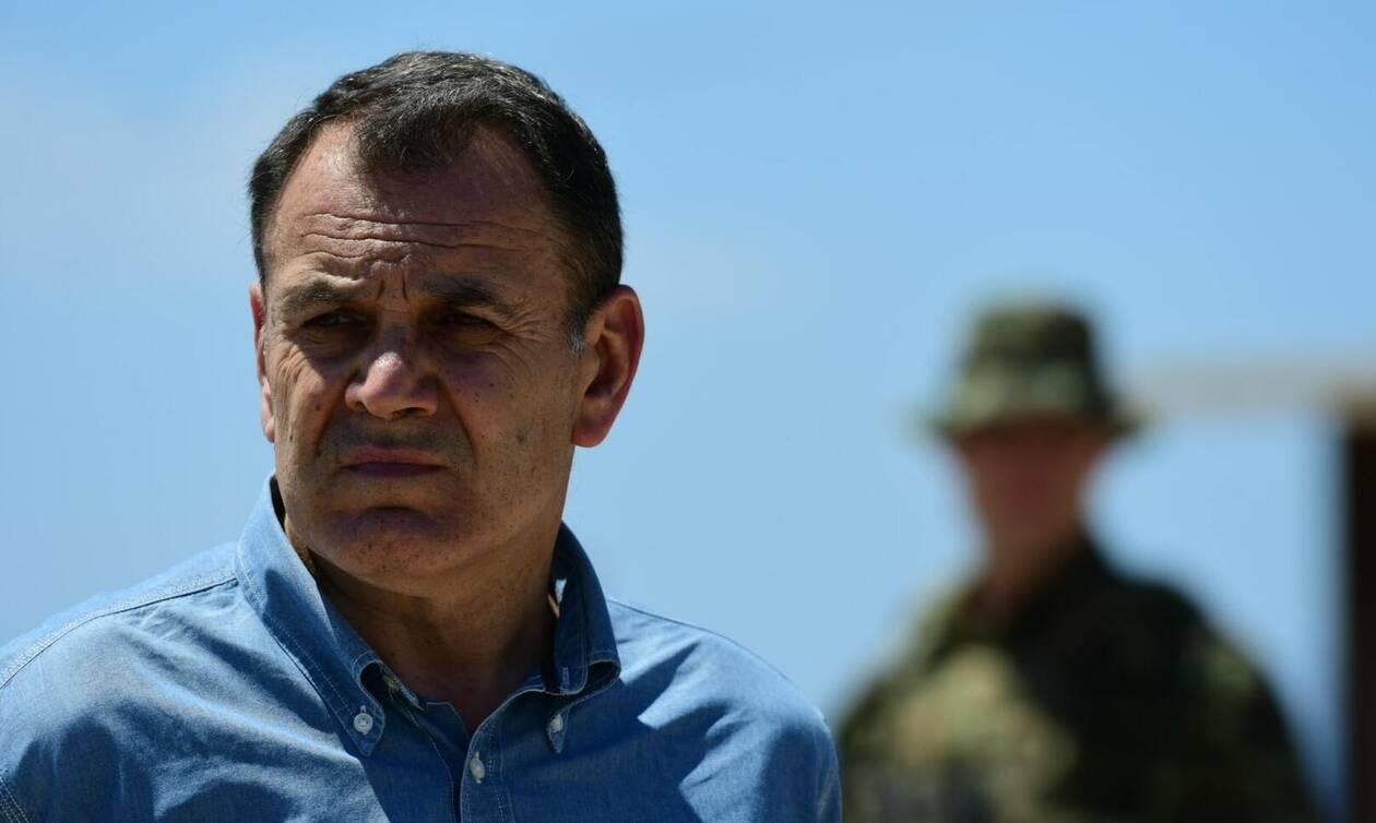 Παναγιωτόπουλος: Δεν ένιωσα καμία τουρκική παρενόχληση - Τα ελληνικά μαχητικά τούς είχαν διώξει