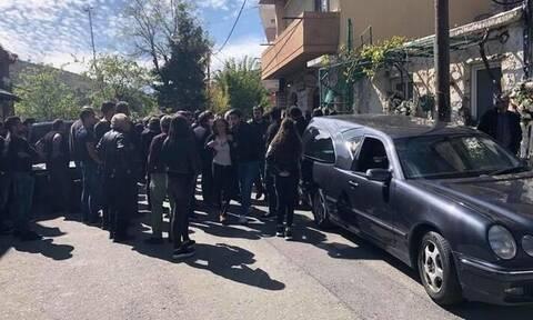Ανώγεια: Ράγισαν καρδιές στην κηδεία του 30χρονου Γιώργου