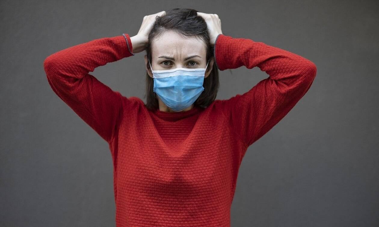 Κορονοϊός στην Ελλάδα: Έρευνα – Πανικός ή ψυχραιμία; Γιατί αντιμετωπίζουμε διαφορετικά την πανδημία