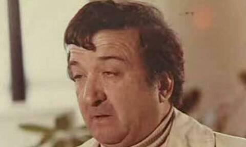 Σαν σήμερα το 1932 γεννήθηκε ο κωμικός ηθοποιός Αντώνης Παπαδόπουλος