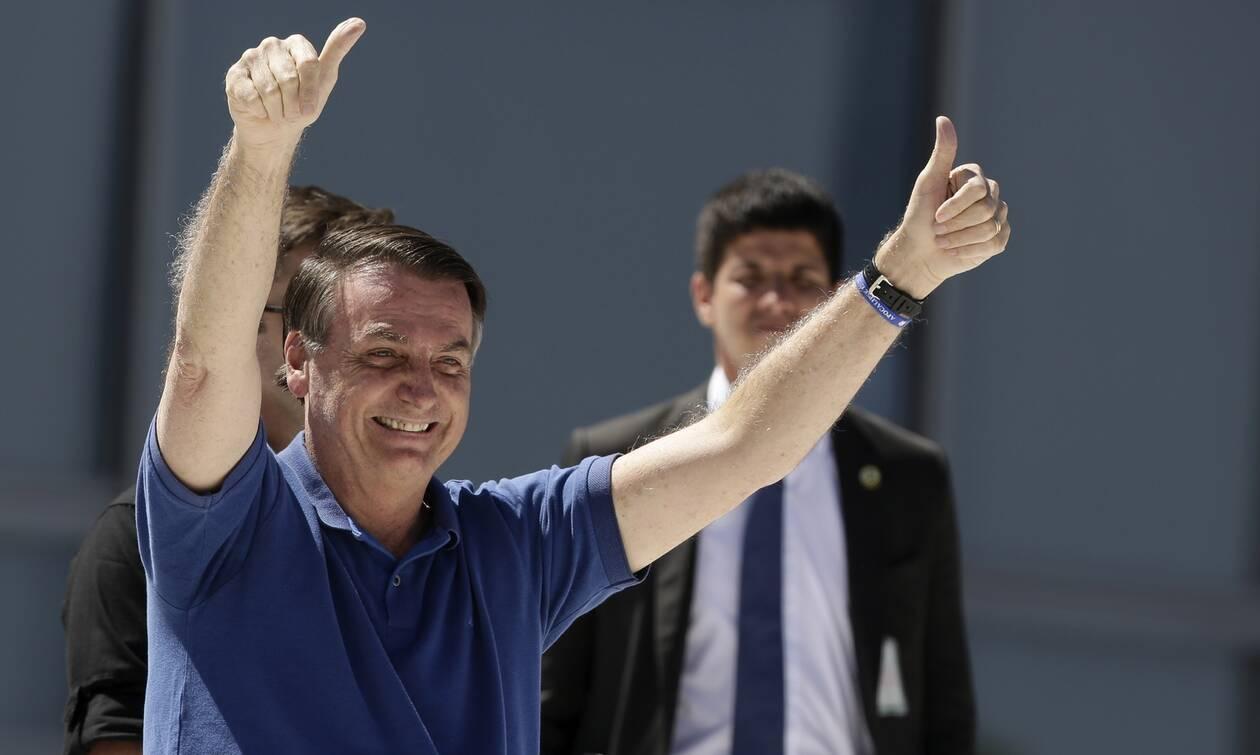 Κορονοϊός Βραζιλία: Ο πρόεδρος Μπολσονάρου κατά των μέτρων καραντίνας ενώπιον χιλιάδων υποστηρικτών