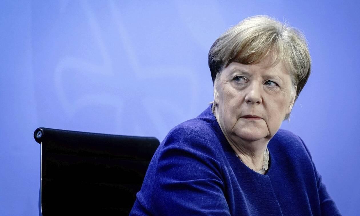 Κορονοϊός στη Γερμανία: Λανθασμένα στοιχεία για τον αριθμό των ασθενών έδωσε η Μέρκελ
